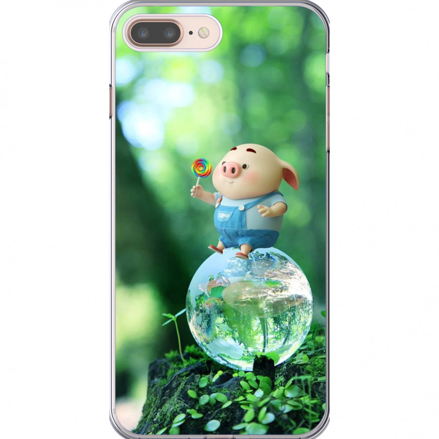Ốp Lưng Cho Điện Thoại Iphone 7 Plus - Mẫu aheocon 137