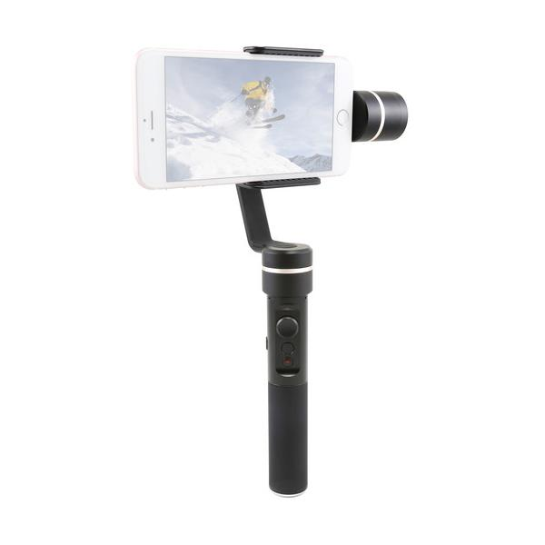 Gimbal Chống Rung Feiyu Spg Live 3 - Axis Smartphone Và Gopro Action Cam - Hàng Chính Hãng