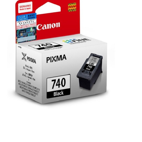 Mực in phun Canon PG740