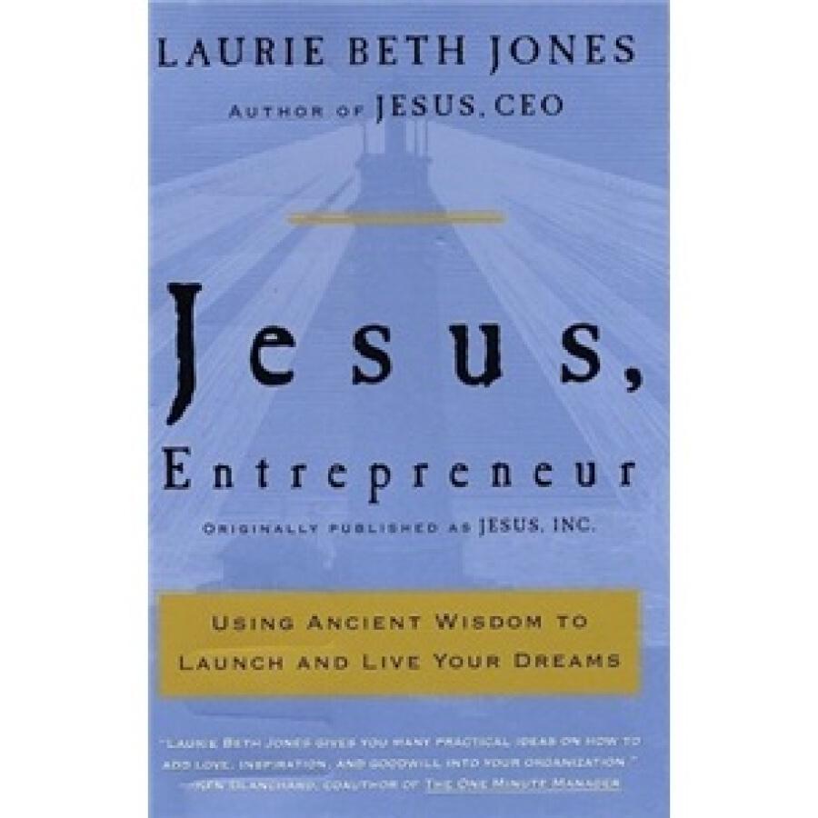 Jesus Entrepreneur - 1318772 , 2714265430066 , 62_5307099 , 1433000 , Jesus-Entrepreneur-62_5307099 , tiki.vn , Jesus Entrepreneur