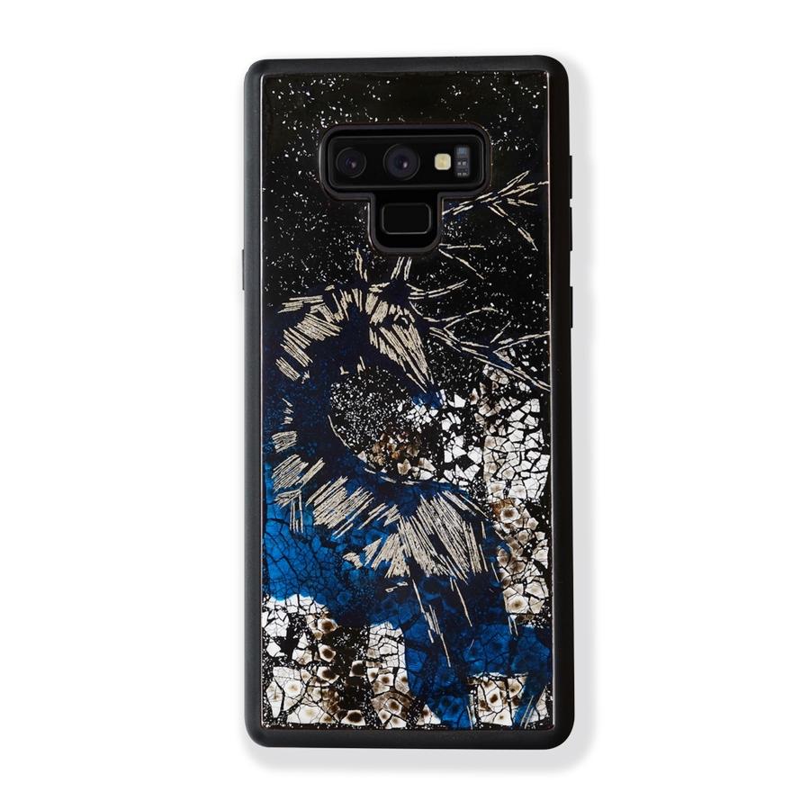 Ốp Lưng Điện Thoại Sơn Mài Tuần Lộc Dưới Bóng Rừng Dành Cho Samsung Galaxy Note 9 La Sonmai