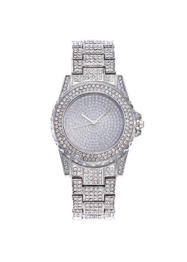 Đồng hồ thời trang nữ đính đá
