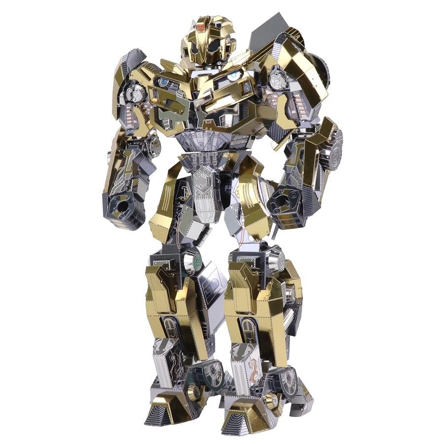 Đồ chơi lắp ghép mô hình kim loại MU Transfomers G5 Bumblebee Join Movable
