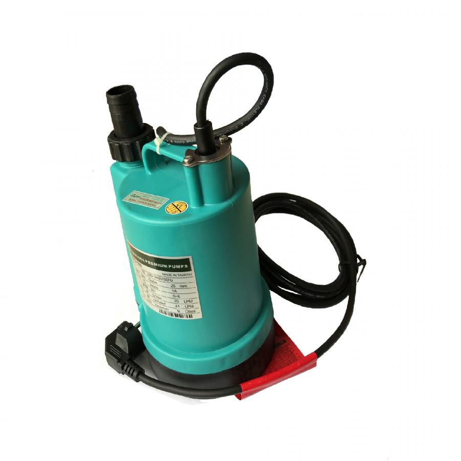 Máy bơm chìm dân dụng app bps 100 220V (Bơm nước thải , nước hồ)