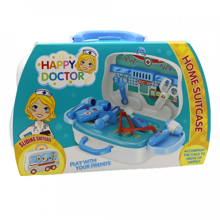 Bộ đồ chơi bác sĩ ABS Happy Doctor giúp bé học làm bác sĩ