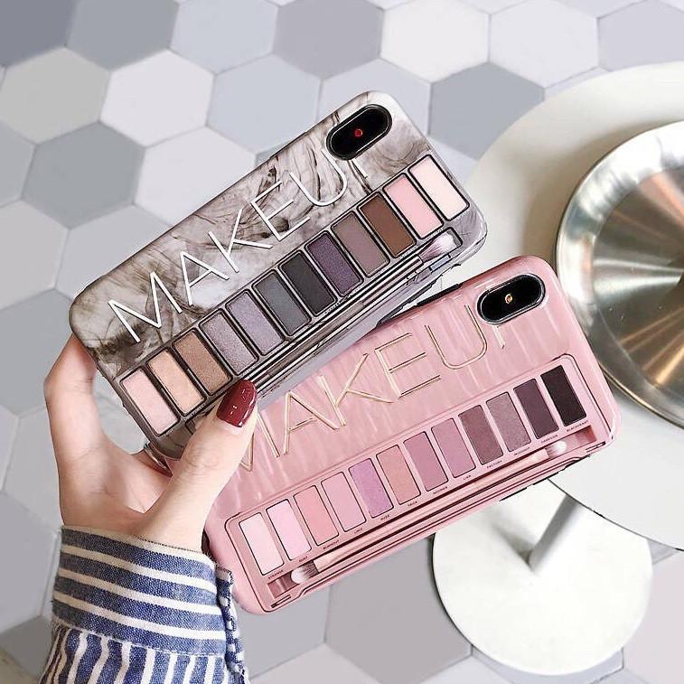 Ốp Bảng Mắt Make Up Sành Điệu Dành Cho Iphone