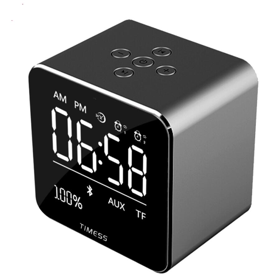 Đồng Hồ Treo Tường Bluetooth TIMESS