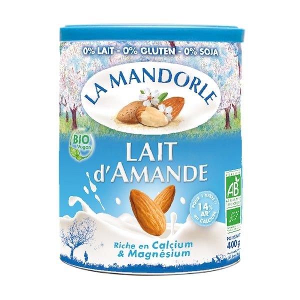 Sữa bột hạnh nhân hữu cơ La mandorle 400g - 1172770 , 6582938091434 , 62_4741599 , 644000 , Sua-bot-hanh-nhan-huu-co-La-mandorle-400g-62_4741599 , tiki.vn , Sữa bột hạnh nhân hữu cơ La mandorle 400g