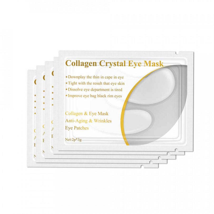 Lanbena 10 Pair / 20Pcs Eye Gel Pads 24K Gold Collagen Eye Mask Eye Pads Eye Patche For Eyes Care - 849206 , 7300824329404 , 62_13792900 , 161000 , Lanbena-10-Pair--20Pcs-Eye-Gel-Pads-24K-Gold-Collagen-Eye-Mask-Eye-Pads-Eye-Patche-For-Eyes-Care-62_13792900 , tiki.vn , Lanbena 10 Pair / 20Pcs Eye Gel Pads 24K Gold Collagen Eye Mask Eye Pads Eye Patc
