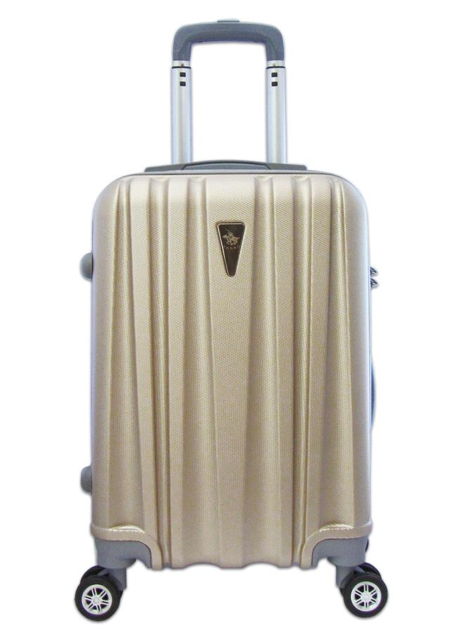 Vali nhựa nhám khóa hải quan trọng lượng nhẹ TK011