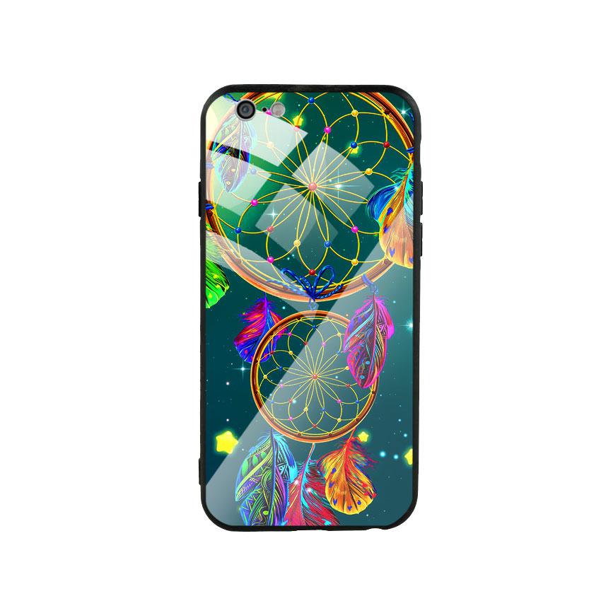 Ốp lưng kính cường lực cho điện thoại Iphone 6/6s - Dreamcatcher 11 - 5999429 , 7736429961785 , 62_14805810 , 250000 , Op-lung-kinh-cuong-luc-cho-dien-thoai-Iphone-6-6s-Dreamcatcher-11-62_14805810 , tiki.vn , Ốp lưng kính cường lực cho điện thoại Iphone 6/6s - Dreamcatcher 11