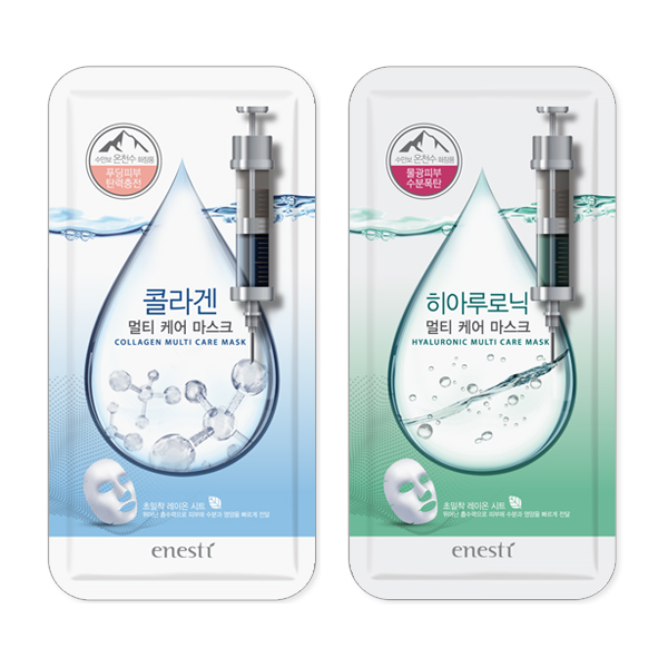 Combo 2 mặt nạ dưỡng da Enesti Suansu cấp nước và giữ ẩm chống lão hóa da hiệu quả 27g+27g