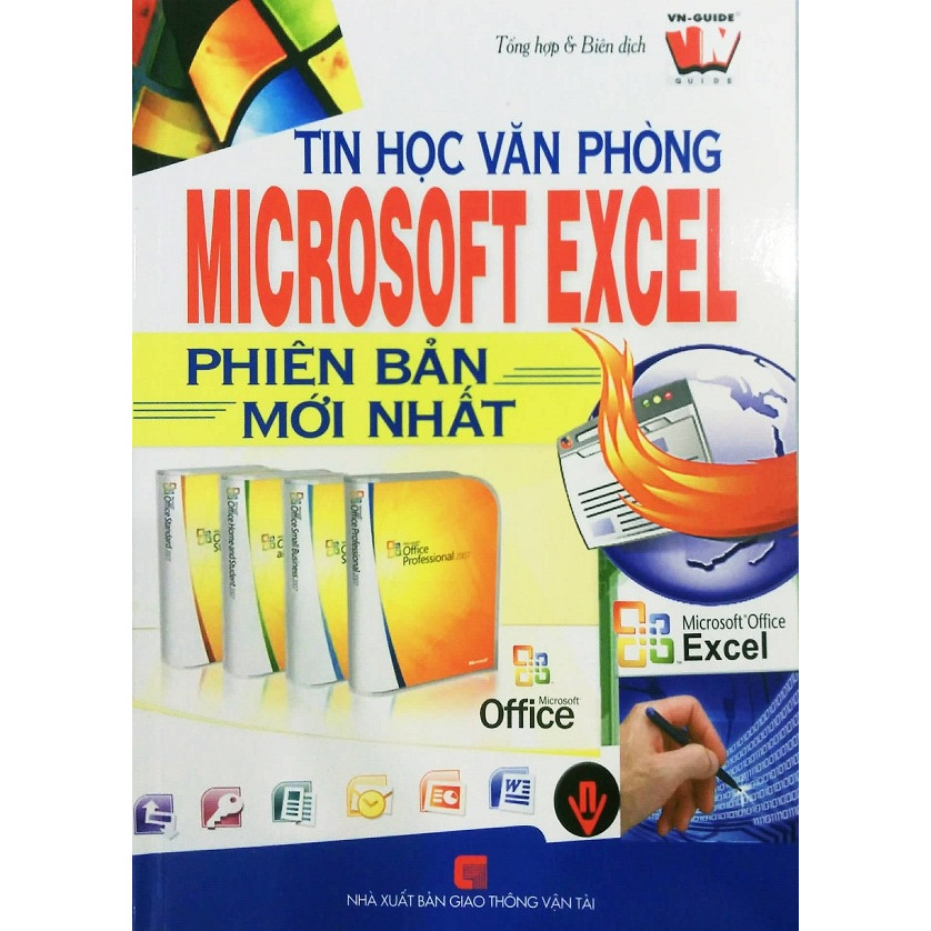 Tin Học Văn Phòng Microsoft Excel Phiên Bản Mới Nhất - 1550595 , 5031639498307 , 62_10062906 , 29000 , Tin-Hoc-Van-Phong-Microsoft-Excel-Phien-Ban-Moi-Nhat-62_10062906 , tiki.vn , Tin Học Văn Phòng Microsoft Excel Phiên Bản Mới Nhất