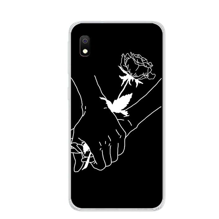 Ốp lưng dẻo cho điện thoại Samsung Galaxy A10 - 0081 HANDBYHAND - Hàng Chính Hãng