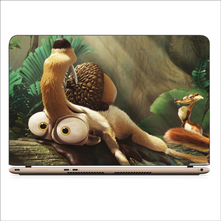 Miếng Dán Skin In Decal Dành Cho Laptop - Scrat 1 - Mã 081118