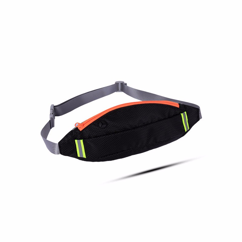 The new men and women models outdoor running sport multi-function waterproof diamond-shaped cell phone waist bag