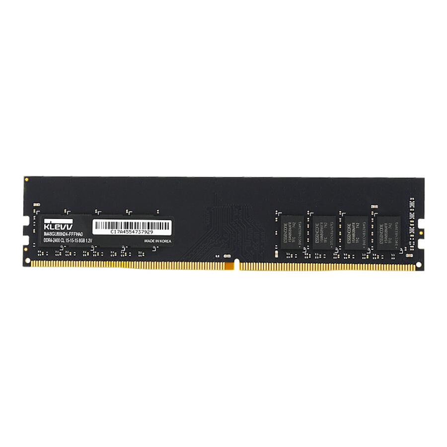 RAM Máy Tính KLEVV DDR4 2400 8GB