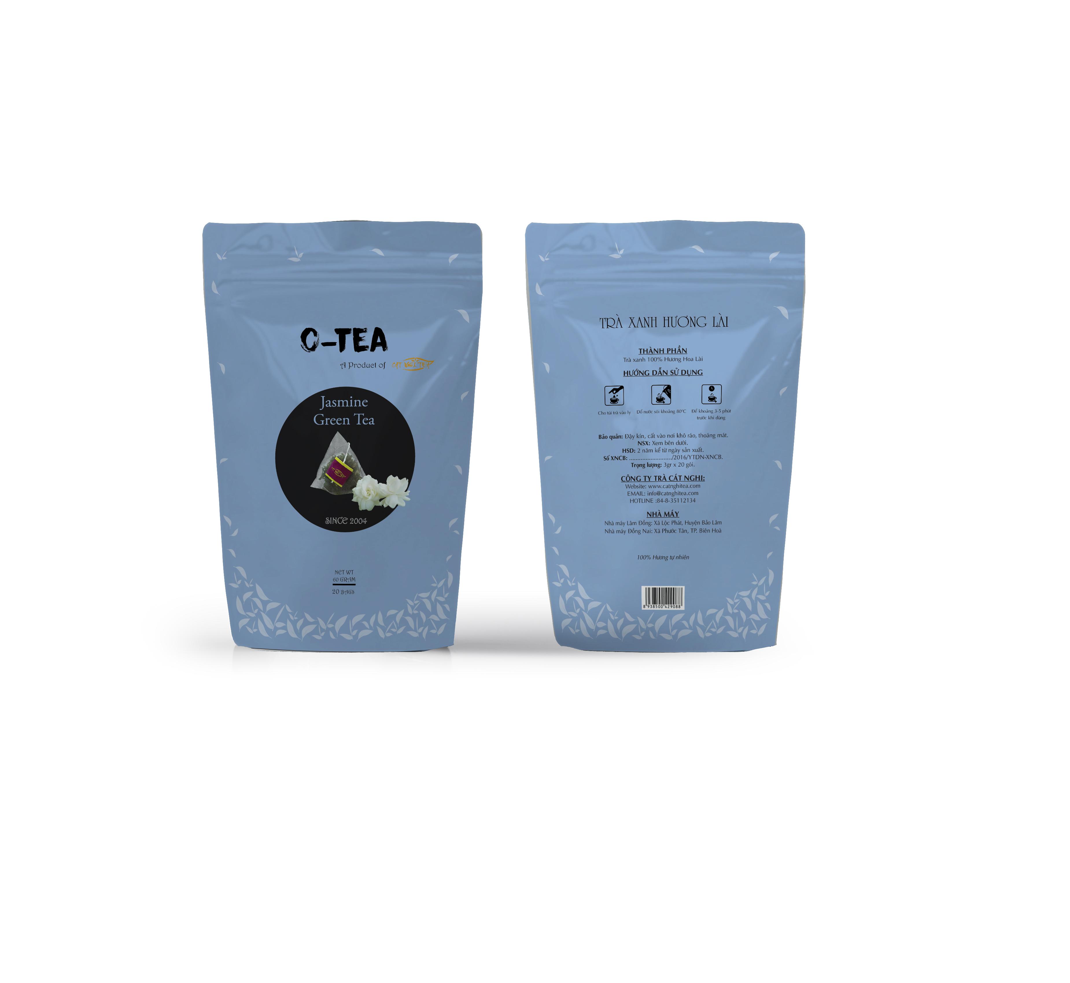 Trà Túi Lọc Otea Hương Lài (3gr x 20 gói)