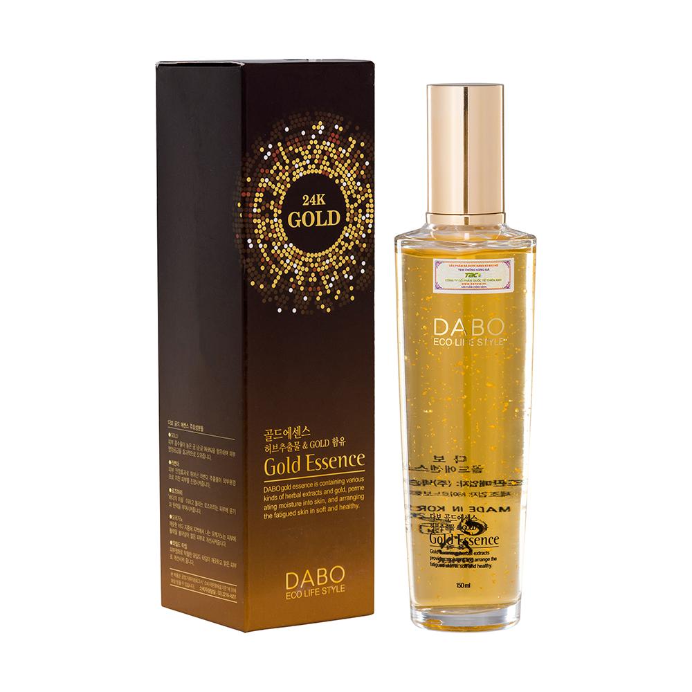 Tinh chất serum vàng Dabo Gold Essence - 934559 , 3264760540658 , 62_2012827 , 425000 , Tinh-chat-serum-vang-Dabo-Gold-Essence-62_2012827 , tiki.vn , Tinh chất serum vàng Dabo Gold Essence