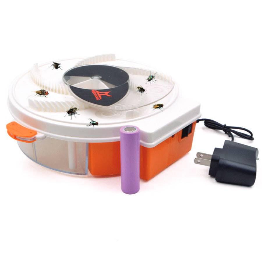 Máy bắt ruồi tự động cắm điện hoặc dùng pin - 1872094 , 3035381357402 , 62_14242553 , 490000 , May-bat-ruoi-tu-dong-cam-dien-hoac-dung-pin-62_14242553 , tiki.vn , Máy bắt ruồi tự động cắm điện hoặc dùng pin