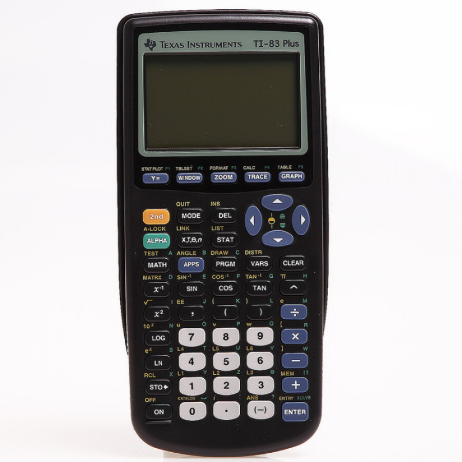 Texas Instruments TI-83plus Chinese Graphic Calculator