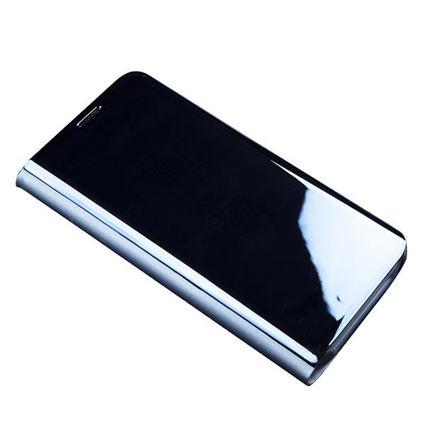 Bao Da Samsung Galaxy M20 Clear View tráng gương (sản phẩm có 2 màu)