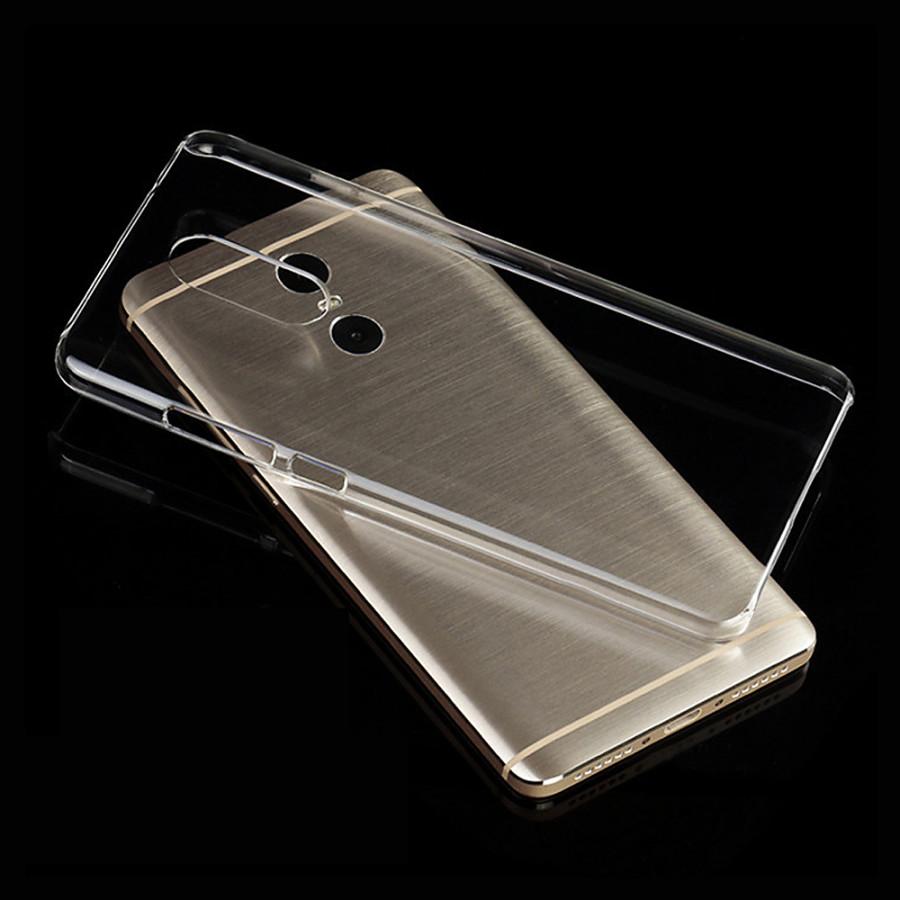 Ốp Lưng Chống Bụi Nhựa PC Cho Xiaomi Redmi Note 4X 5.5 inch (15 x 7 x 1 cm)