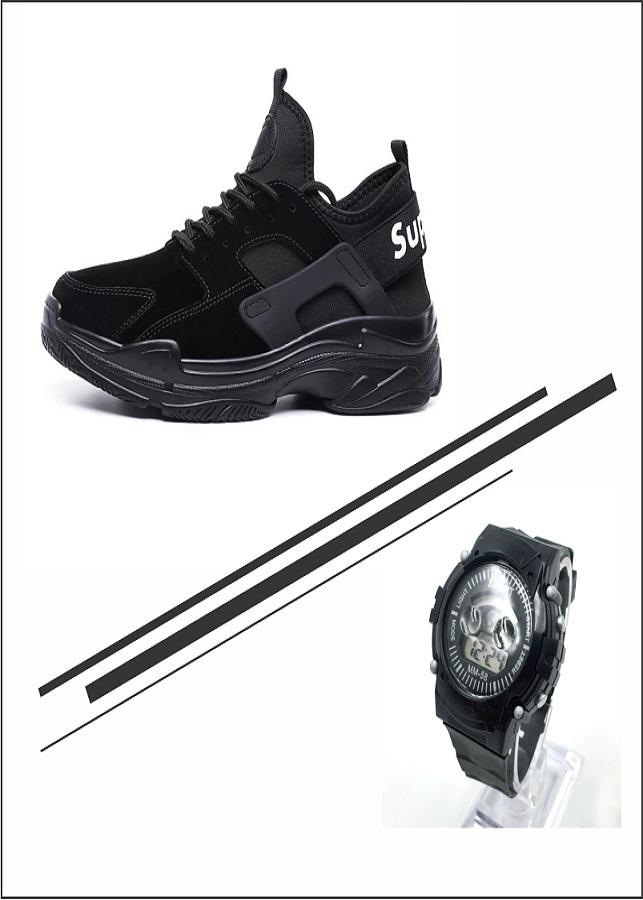 Combo thể thao giày sneaker nam cao cấp TF03 và đồng hồ thể thao (màu ngẫu nhiên) - 2295209 , 7313323947291 , 62_14755472 , 2400000 , Combo-the-thao-giay-sneaker-nam-cao-cap-TF03-va-dong-ho-the-thao-mau-ngau-nhien-62_14755472 , tiki.vn , Combo thể thao giày sneaker nam cao cấp TF03 và đồng hồ thể thao (màu ngẫu nhiên)