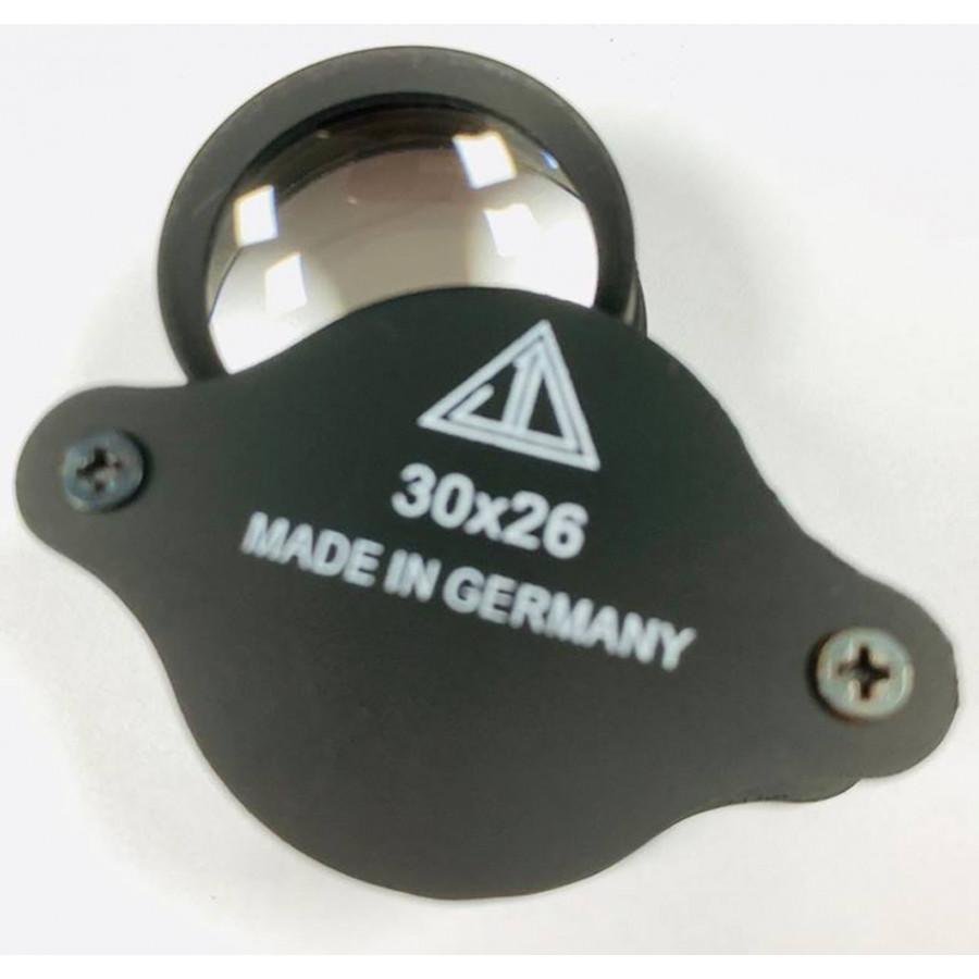 Kính lúp công nghệ Đức Hàng cao cấp chuyên giám định đá quý, phóng đại 30X - 4794259 , 3305341211946 , 62_14794886 , 322000 , Kinh-lup-cong-nghe-Duc-Hang-cao-cap-chuyen-giam-dinh-da-quy-phong-dai-30X-62_14794886 , tiki.vn , Kính lúp công nghệ Đức Hàng cao cấp chuyên giám định đá quý, phóng đại 30X