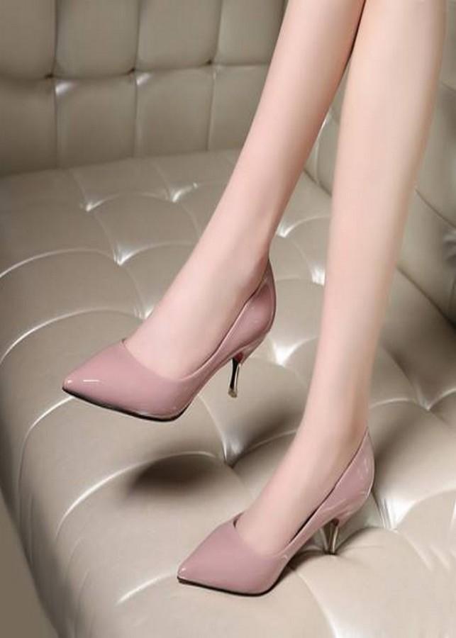 Giày cao gót gót kiểu mới - CG822 - 839694 , 6590493672814 , 62_12562433 , 500000 , Giay-cao-got-got-kieu-moi-CG822-62_12562433 , tiki.vn , Giày cao gót gót kiểu mới - CG822