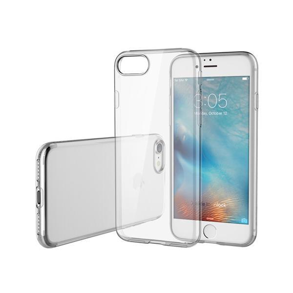 Ốp lưng dẻo iPhone 7 / iPhone 8 Rock công nghệ Air Cushion - Hàng chính hãng