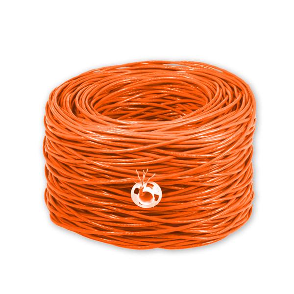 Cuộn dây cáp mạng LB-LINK Cat5e UTP 305m màu cam