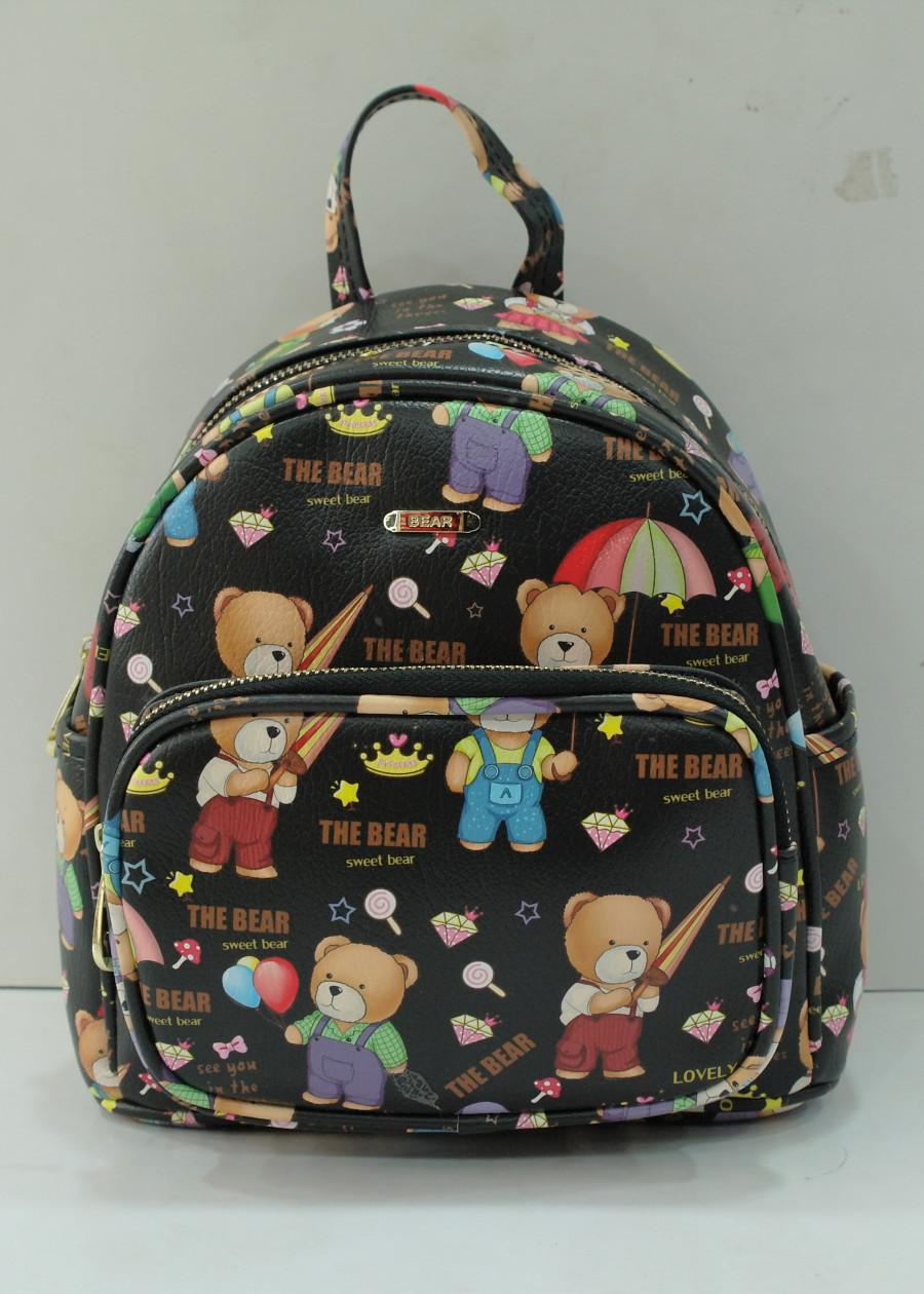 Balo teen gấu dễ thương - 2221764 , 1493117498492 , 62_14252422 , 365000 , Balo-teen-gau-de-thuong-62_14252422 , tiki.vn , Balo teen gấu dễ thương