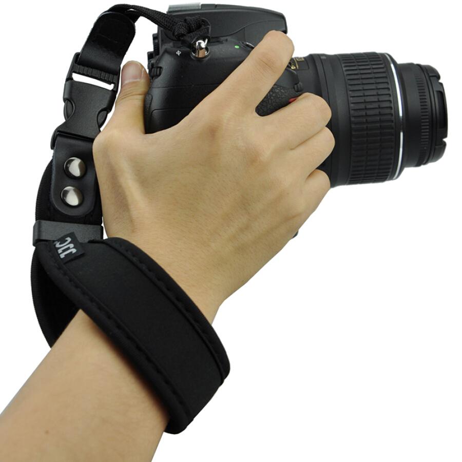 JJC ST-1 camera wrist strap Sony A6300 A6000 A5100 micro single wrist strap Canon SLR 750D 700D Nikon D5200 D3200 D7000 sets of hand strap