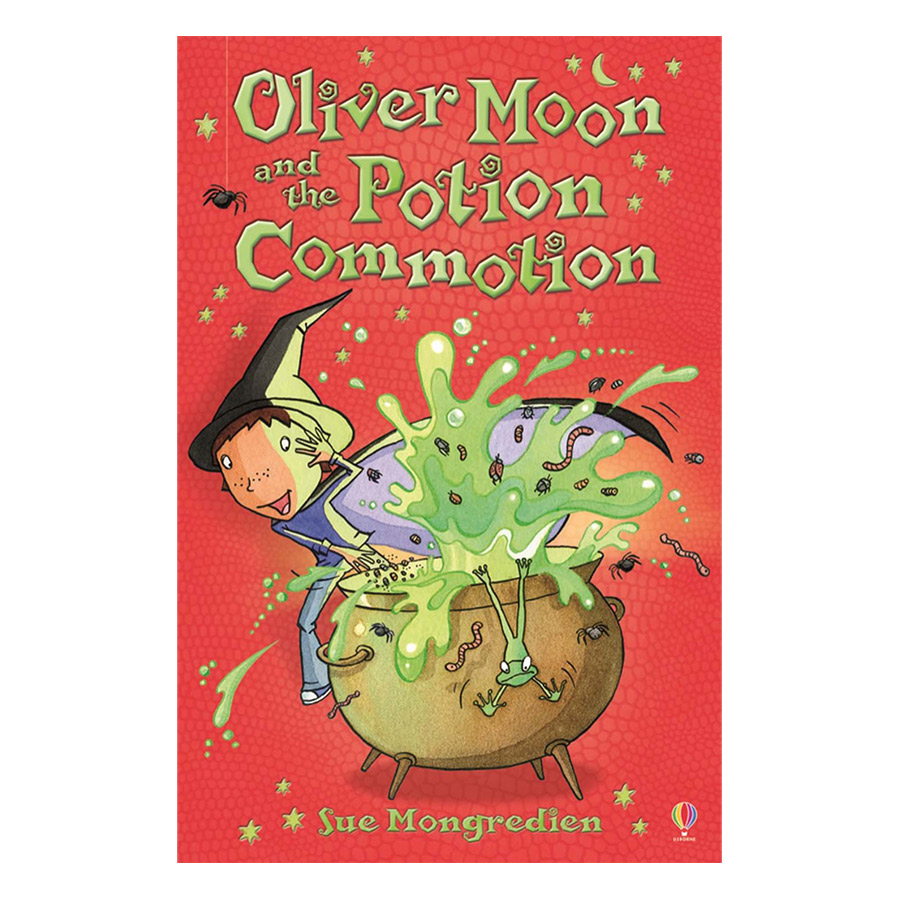 Usborne Young Fiction: Oliver Moon And The Potion Commotion