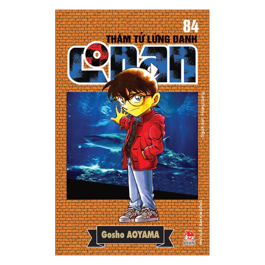 Thám Tử Lừng Danh Conan - Tập 84 (Tái Bản 2019) - 1701007 , 8809544361330 , 62_11821900 , 20000 , Tham-Tu-Lung-Danh-Conan-Tap-84-Tai-Ban-2019-62_11821900 , tiki.vn , Thám Tử Lừng Danh Conan - Tập 84 (Tái Bản 2019)