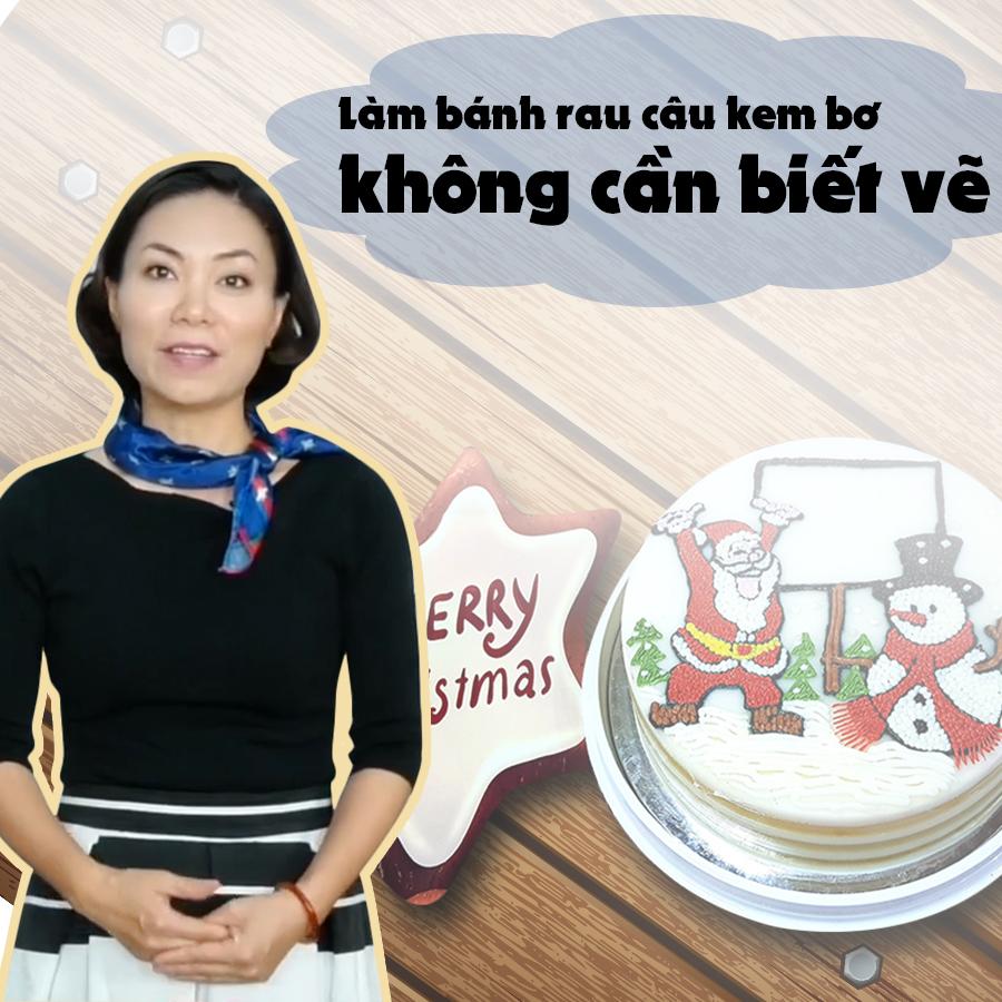Khóa Học Làm Bánh Rau Câu Kem Bơ Không Cần Biết Vẽ - 18285050 , 9780318664668 , 62_7588520 , 260000 , Khoa-Hoc-Lam-Banh-Rau-Cau-Kem-Bo-Khong-Can-Biet-Ve-62_7588520 , tiki.vn , Khóa Học Làm Bánh Rau Câu Kem Bơ Không Cần Biết Vẽ