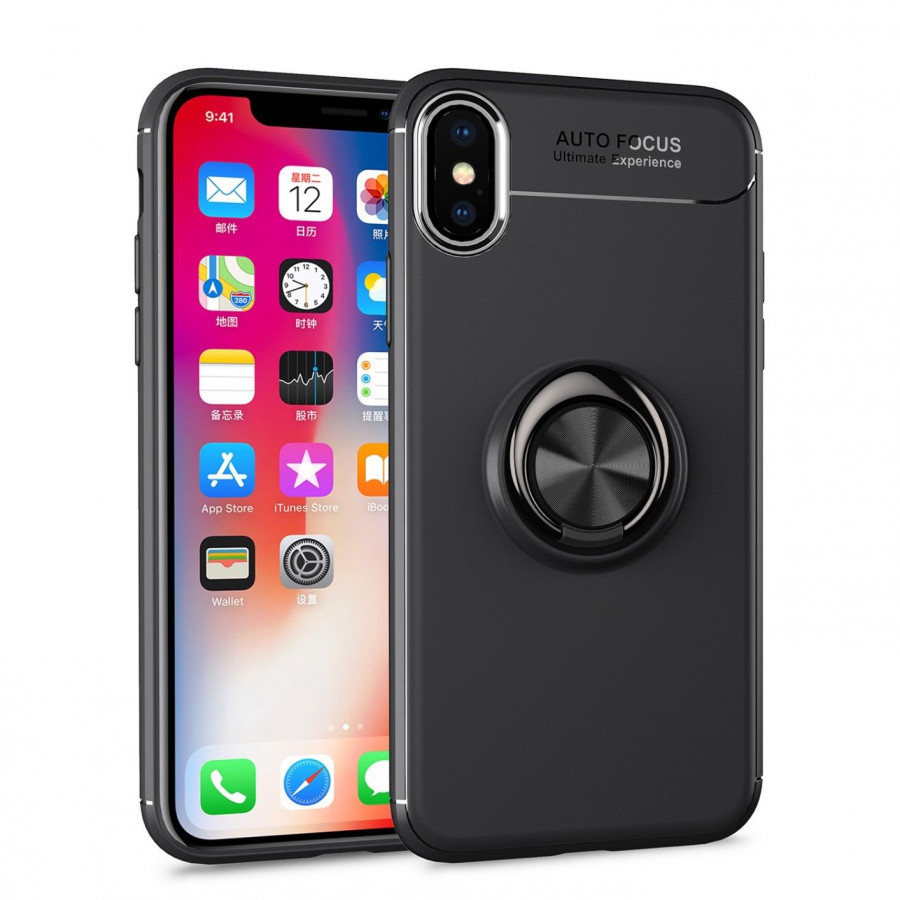 2-in-1 Magnetic Ring Stand Shockproof Case for iPhone X 6 6s 7 8 SE - 2049914 , 3213103708842 , 62_12310242 , 123000 , 2-in-1-Magnetic-Ring-Stand-Shockproof-Case-for-iPhone-X-6-6s-7-8-SE-62_12310242 , tiki.vn , 2-in-1 Magnetic Ring Stand Shockproof Case for iPhone X 6 6s 7 8 SE