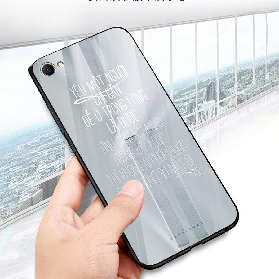 Ốp kính cường lực dành cho điện thoại Oppo F1S/A59 - A71 - A83/A1 - F3/A77 - lời trích - tâm trạng - tam004 - 2214919 , 7016315872716 , 62_14220434 , 207000 , Op-kinh-cuong-luc-danh-cho-dien-thoai-Oppo-F1S-A59-A71-A83-A1-F3-A77-loi-trich-tam-trang-tam004-62_14220434 , tiki.vn , Ốp kính cường lực dành cho điện thoại Oppo F1S/A59 - A71 - A83/A1 - F3/A77 - lờ
