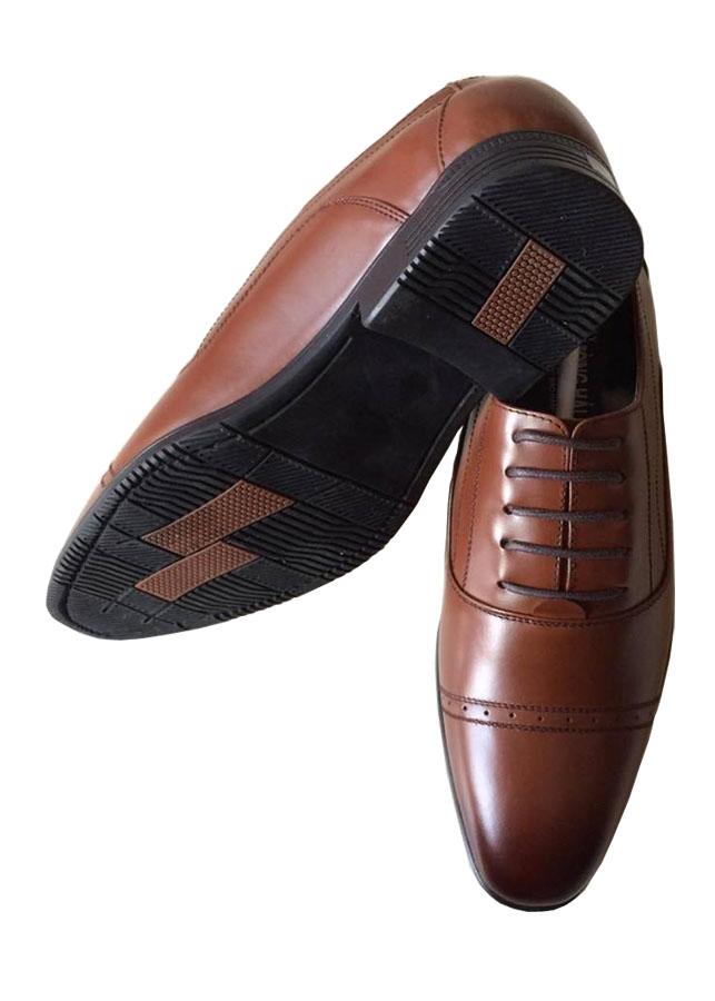 Giày tây nam tăng chiều cao da bò nâu cao cấp TH011 - 4890388 , 2937114714050 , 62_12112345 , 1000000 , Giay-tay-nam-tang-chieu-cao-da-bo-nau-cao-cap-TH011-62_12112345 , tiki.vn , Giày tây nam tăng chiều cao da bò nâu cao cấp TH011