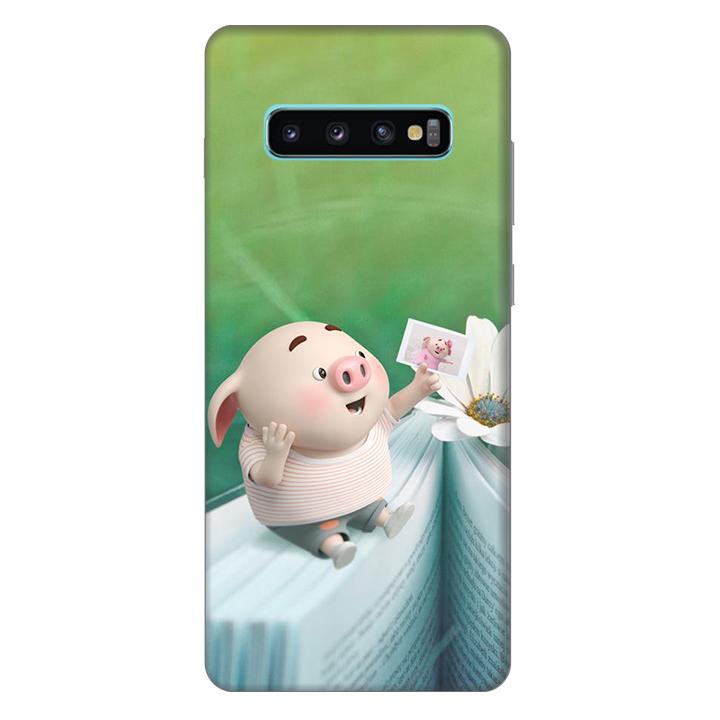 Ốp lưng nhựa cứng nhám dành cho Samsung Galaxy S10 Plus in hình Heo Ngắm Ảnh - 4807806 , 9201311074419 , 62_16466432 , 200000 , Op-lung-nhua-cung-nham-danh-cho-Samsung-Galaxy-S10-Plus-in-hinh-Heo-Ngam-Anh-62_16466432 , tiki.vn , Ốp lưng nhựa cứng nhám dành cho Samsung Galaxy S10 Plus in hình Heo Ngắm Ảnh
