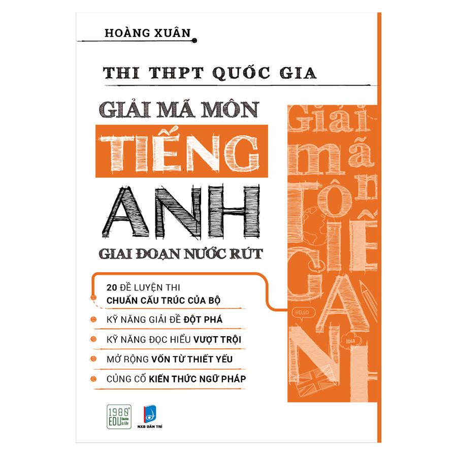 Giải Mã Môn Tiếng Anh