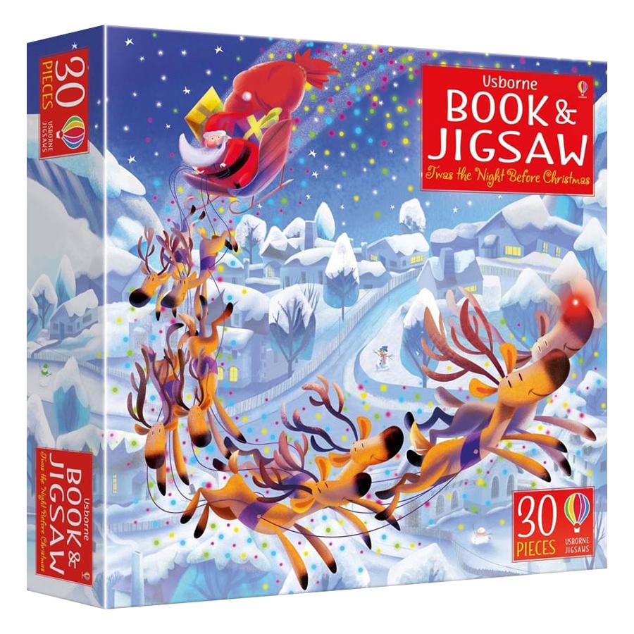 Usborne Book  Jigsaw