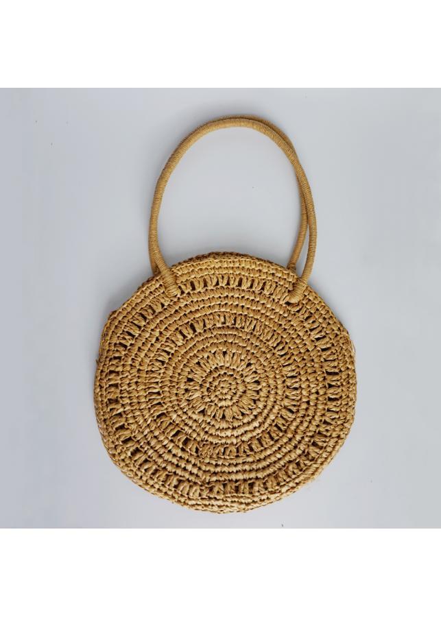 Túi sợi giấy hình trống Maihome