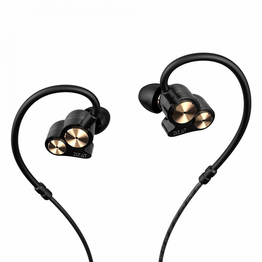 DZAT DT-05 In-ear Earphones 3.5mm Sports Music Stereo Heavy Bass Headphone Microphone Wired Control Noise Reduction - 860668 , 4574330313100 , 62_14583912 , 788000 , DZAT-DT-05-In-ear-Earphones-3.5mm-Sports-Music-Stereo-Heavy-Bass-Headphone-Microphone-Wired-Control-Noise-Reduction-62_14583912 , tiki.vn , DZAT DT-05 In-ear Earphones 3.5mm Sports Music Stereo Heavy Ba