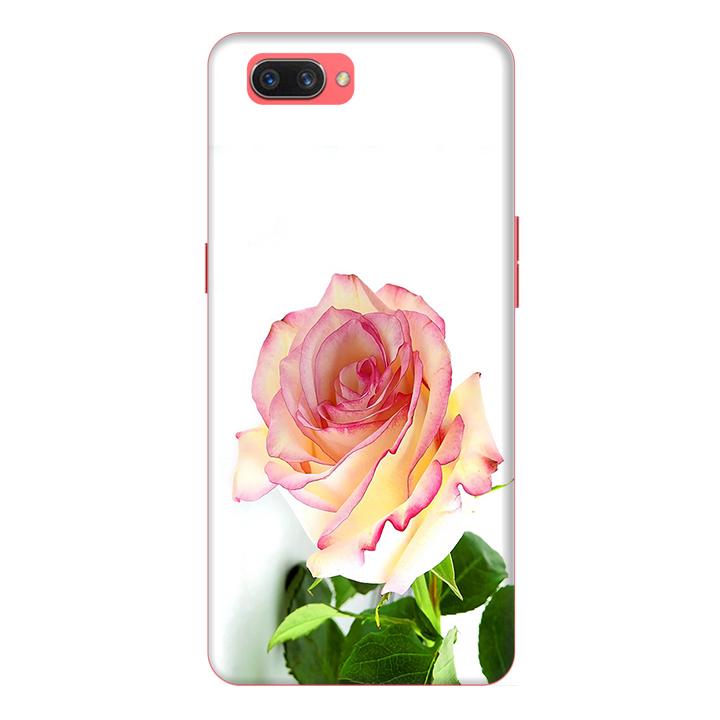 Ốp lưng điện thoại Realme C1 hình Hoa Hồng