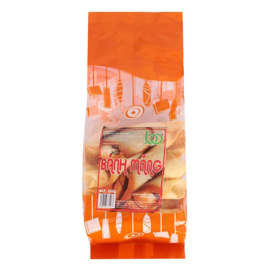 Bánh Măng Hiệu Bơ Gói 200g