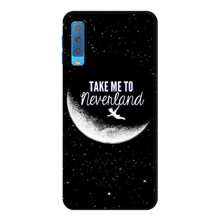 Ốp Lưng Dành Cho Điện Thoại Samsung Galaxy A7 2018 Take Me To Neverland