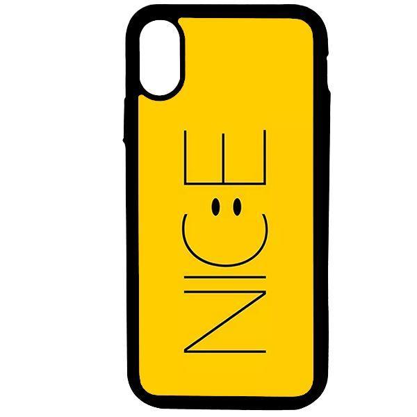 Ốp lưng dành cho điện thoại Iphone Xs Max NICE