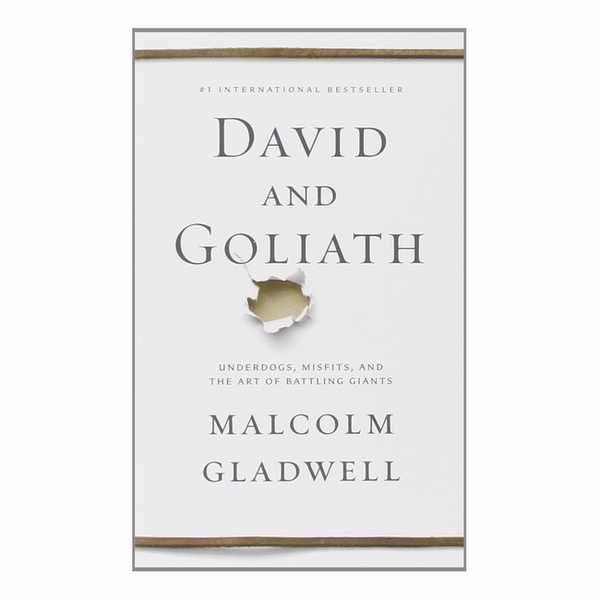 David And Goliath: Underdogs, Misfits And The Art Of Battling Giants - 779031 , 7606425858054 , 62_11446451 , 294000 , David-And-Goliath-Underdogs-Misfits-And-The-Art-Of-Battling-Giants-62_11446451 , tiki.vn , David And Goliath: Underdogs, Misfits And The Art Of Battling Giants